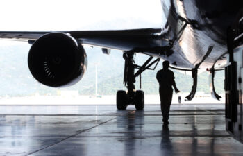 Aircraft visual inspection is the most recurrent procedure in aviation MRO.