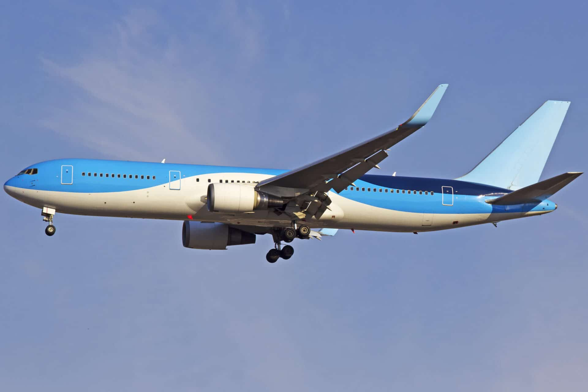 Picture Boeing 767-300 Landing