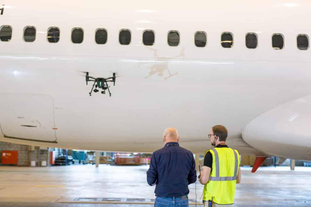 mainblades drone