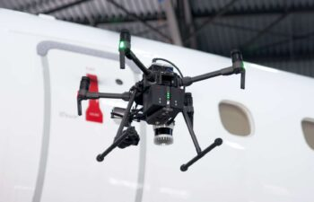 aircraft drone inspection
