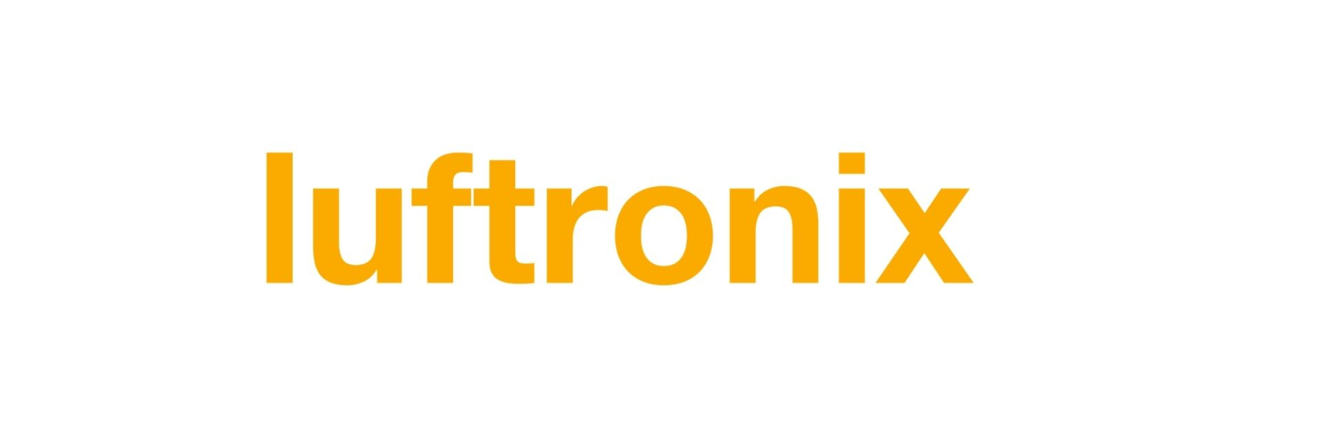 logo of Luftronix, a Mainblades drone alternative