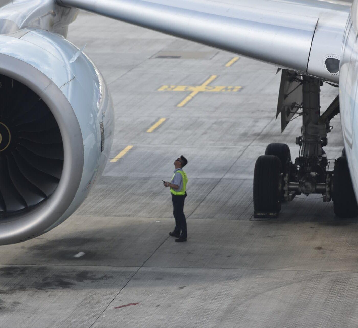 aircraft lease return preparation